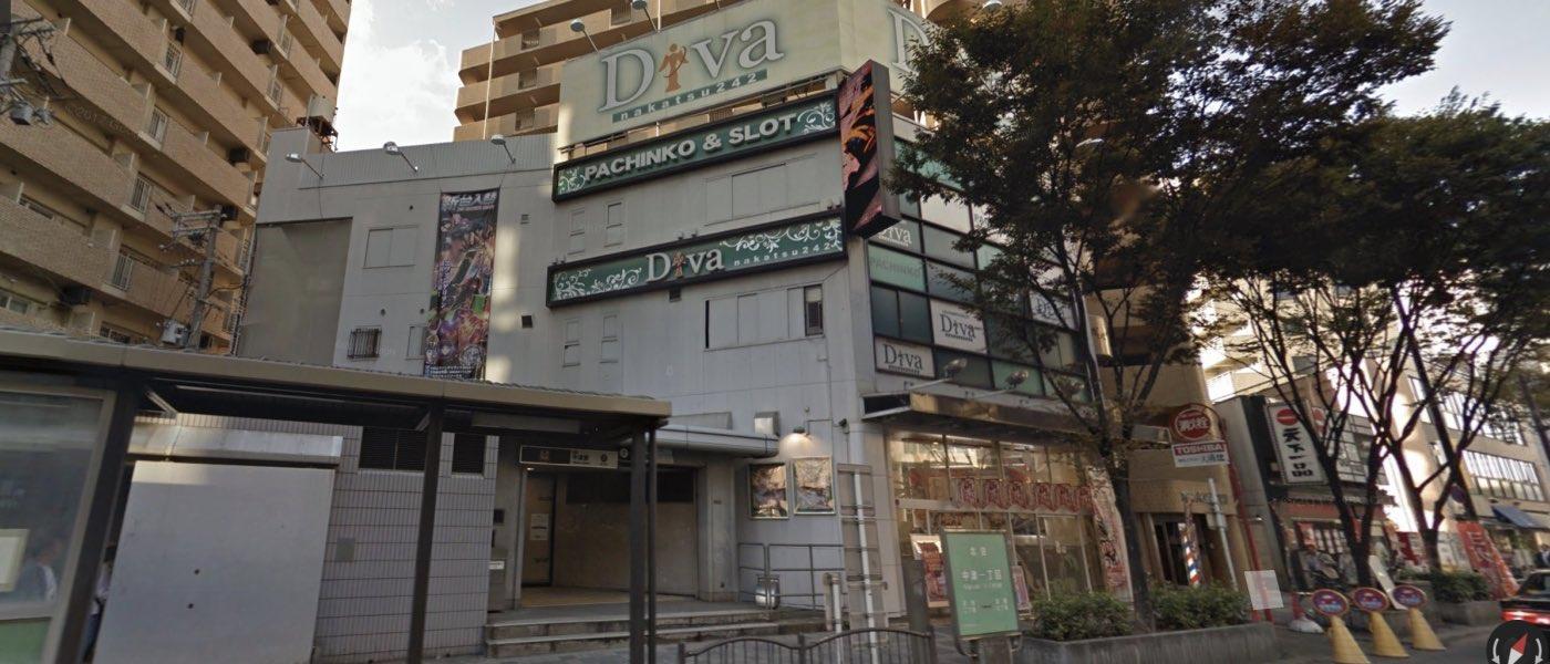 梅田本校の道順写真 sakaMetro中津駅2番出口