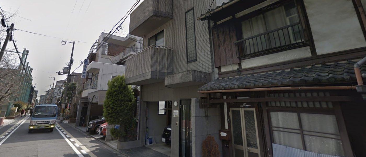 京都校の道順写真 やまだ研修企画