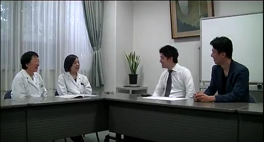 KDG看護予備校が阪奈中央看護専門学校さんをインタビュー2