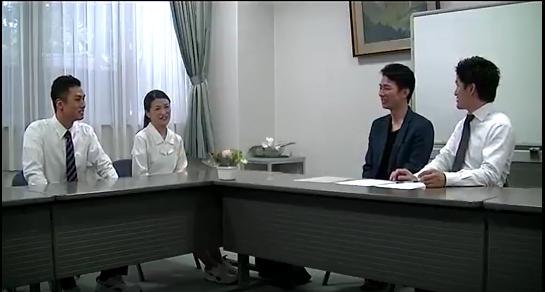 KDG看護予備校が阪奈中央看護専門学校さんをインタビュー4